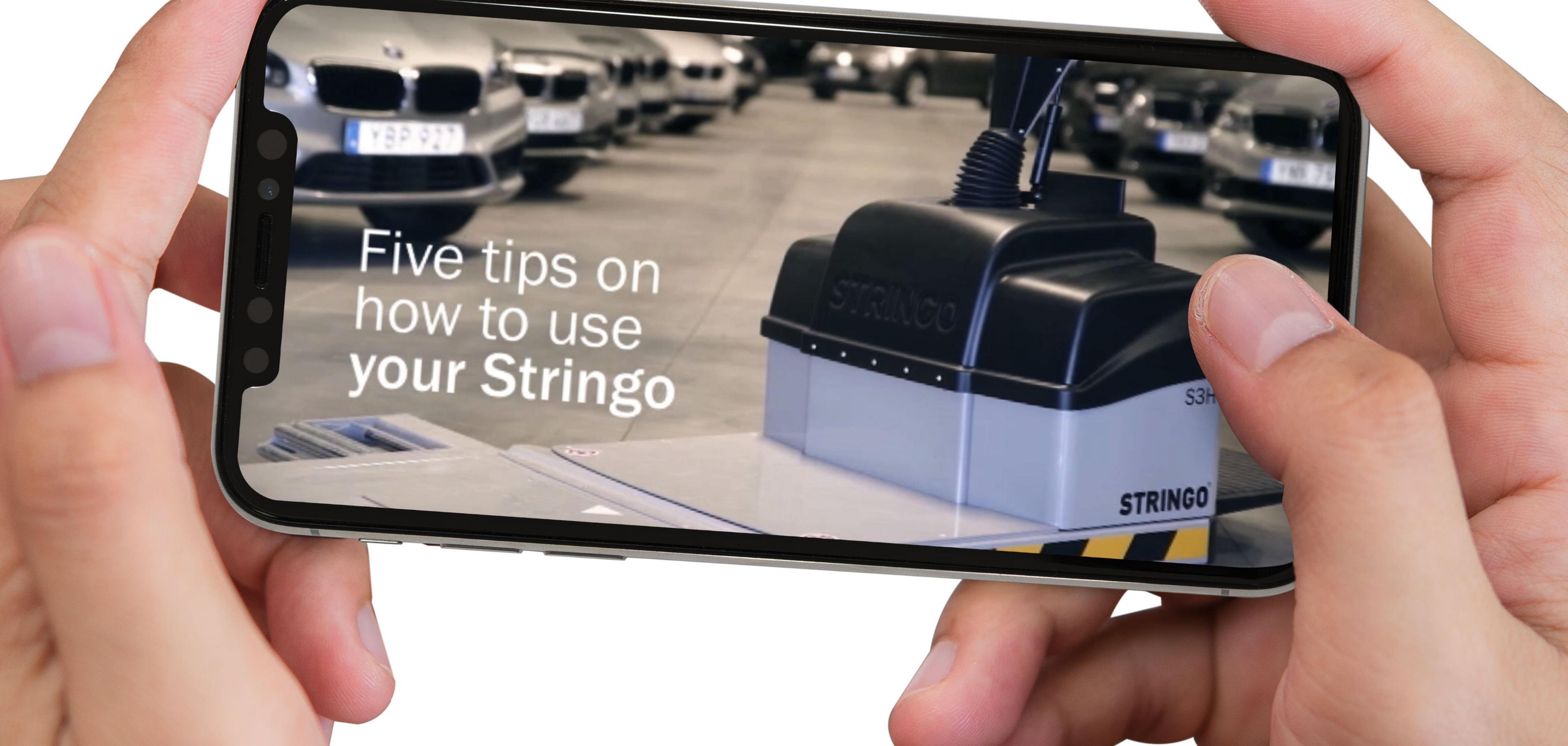 5 tips stringo